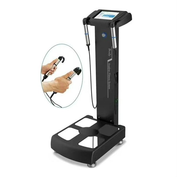 2019 Health Equipment Digital Body Fat Monitor Analyzer Body Composition Analyzer Composition Test Machine Fat Analysis with Printer
