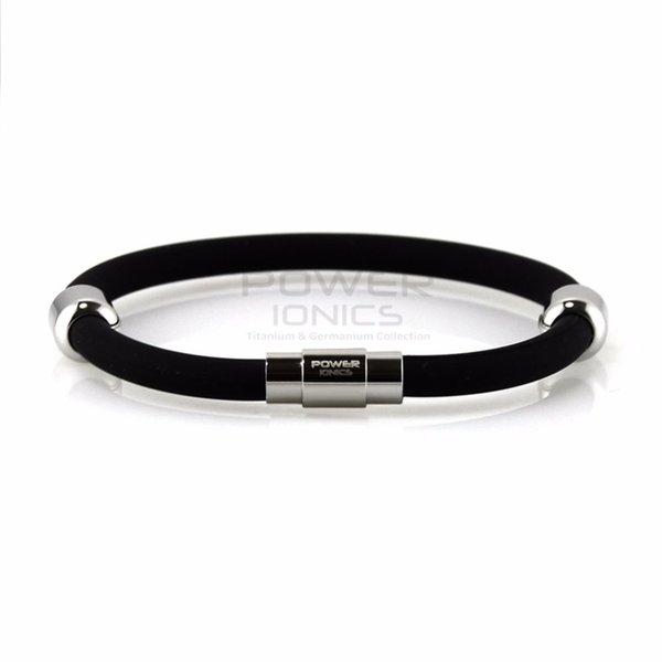 New Sports Power Titanium Tourmaline Ion Healthy Wristband Bracelet Color U Pick