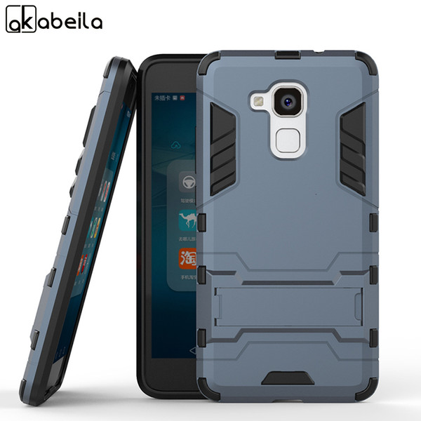 Akabeila Phone Cover For Huawei Honor 5C GT3 Honor 7 Lite GR5 Mini Honor5C Honor7 Lite Robot Armor Rubber Durable Cases Covers