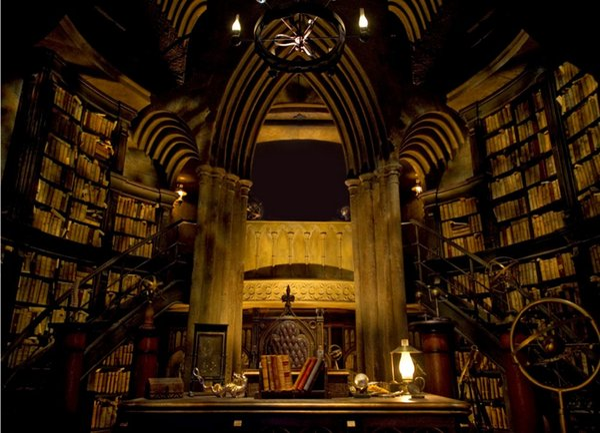 best selling 7x5FT Harry Potter Hogwarts Stone Wall Library Books Cabinet Custom Photo Studio Backdrop Background Vinyl 220cm x 150cm