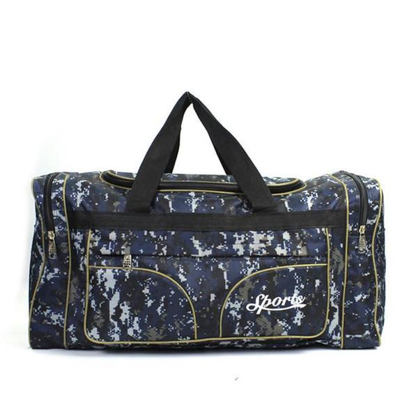 Borsa impermeabile dei bagagli della valigia dei bagagli di Duffle di viaggio di grande capacità per l'alpinismo di campeggio delle borse della palestra delle borse di campeggio di viaggio