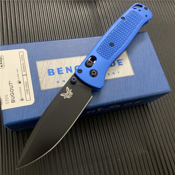 Blue black Blade