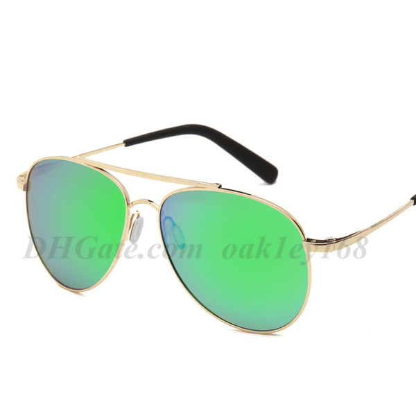 High Quality Designer Sunglasses New COST Sunglasses Polarized Driving Mirror Metal Sunglasses Flying Surf Glasses 2019 Hot