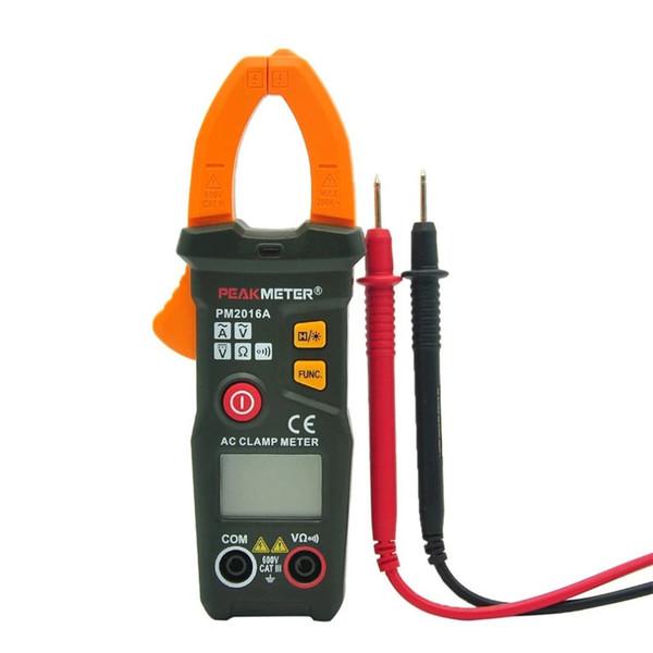 Ac Digital Clamp Meter Braçadeira Atual Multímetro Produtos Profissionais de Segurança Para Uso Industorial Casa