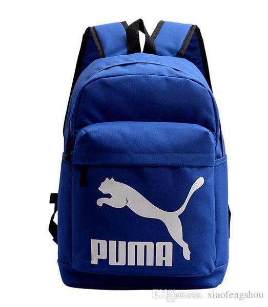 waterproof backpack men and women Travel bag Leisure computer bag School student bag bookbags