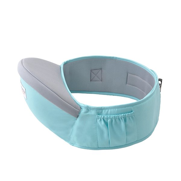Baby Carrier Waist Stool Baby Sling Hold Waist Belt Cotton Hip Seat Side Carry Baby Walkers Bag Front Holder Wrap Y190522