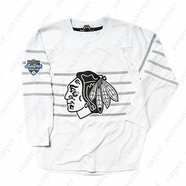 Chicago Blackhawks Branco