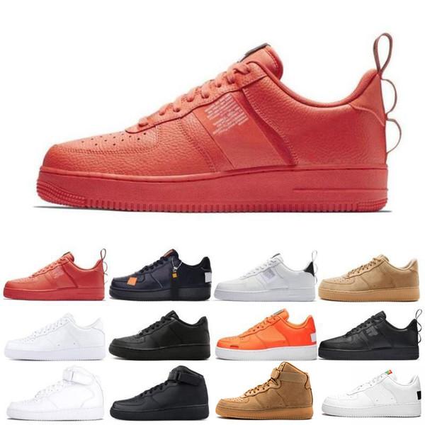 Discount One 1 GS Dunk Мужчины Женщины Дизайнер Бег Спорт Скейтбординг Onees Shoes High Низкая мода роскошные мужские женские дизайнерские сандалии обувь