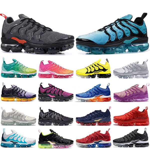 cushions 2019 new tns running shoes for