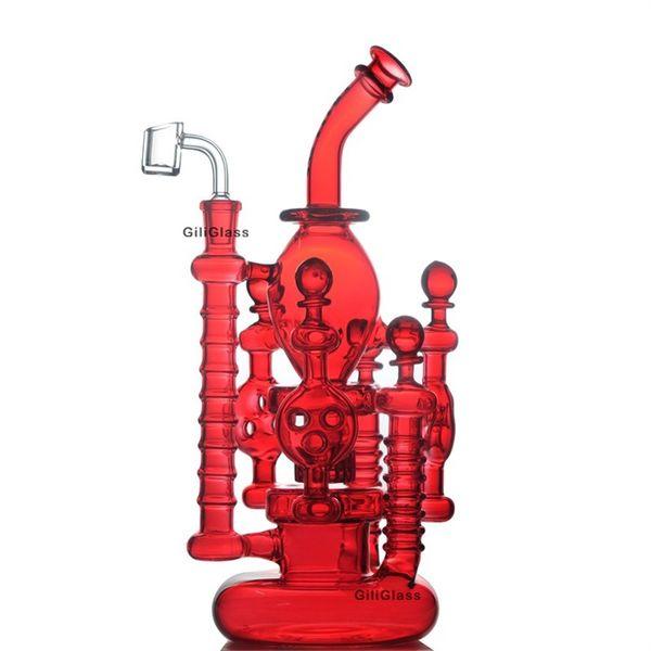 Gili-046 rot mit Quarz bangen