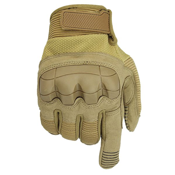 1pair tactical gloves military men full finger motorcycle gloves for cycling shooting fighting airsoft outdoor protection touch thumbnail