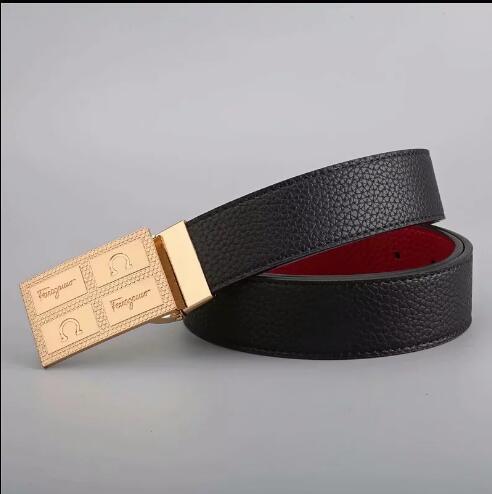 Simple Needle Buckle Man Belt Fashion Joker Casual Belts