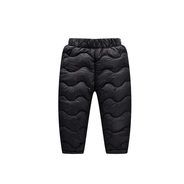 Buena calidad invierno niños pantalones niños niños casuales engrosar pantalones niños niños ropa de algodón cálido deportes leggings terciopelo ropa