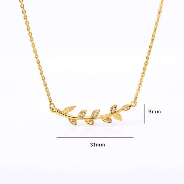 Gold-color CHINA 43cm