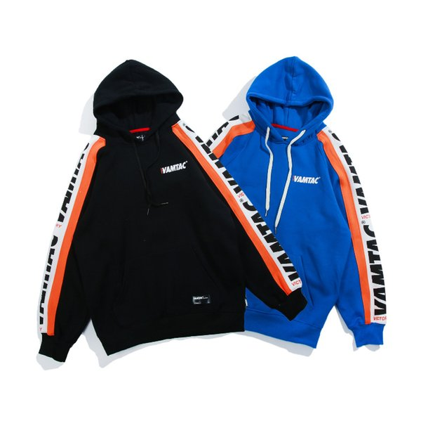 American Fashion-brand Hip-hop Jackets Hoodies High-quality Couple Jackets of The Same Style for Men and Women