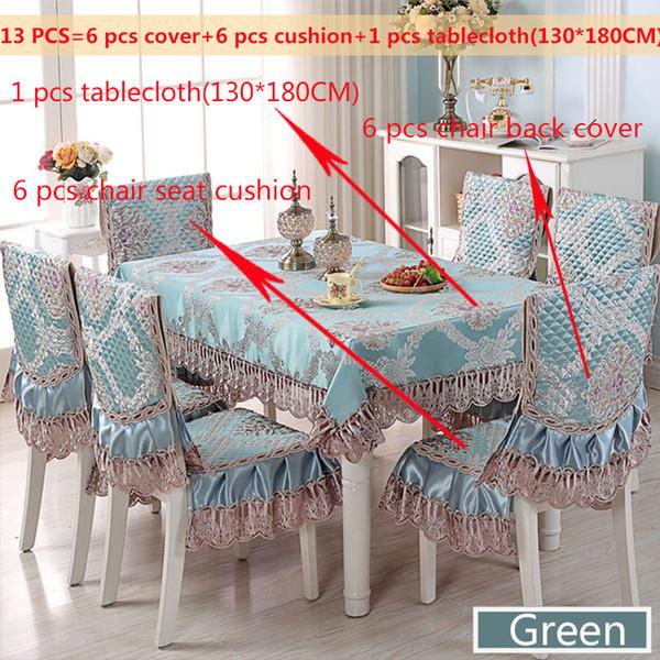 Verde13pcs130x180cm