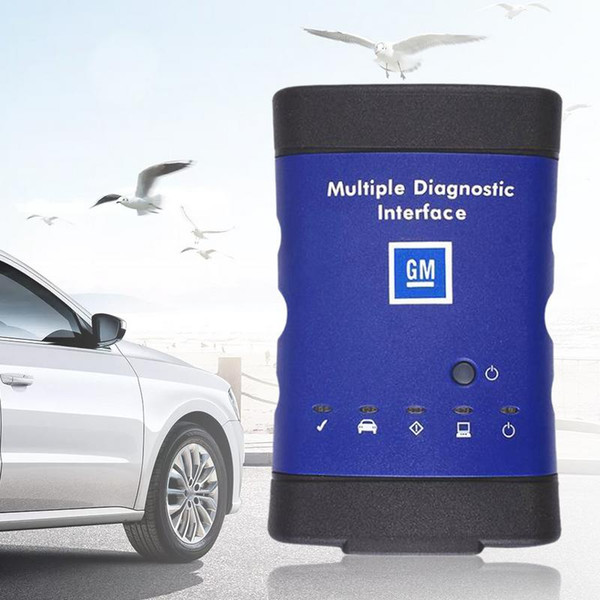 Automatic vehicle For GM MDI Multiple Diagnostic Car Interface Tool Wifi Scanner DTC Reading And Removal For All Main ECU Record