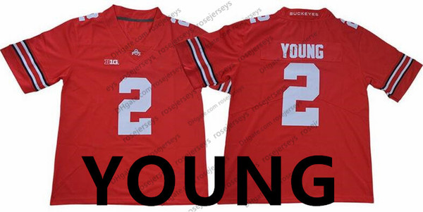 2 Chase Young Red