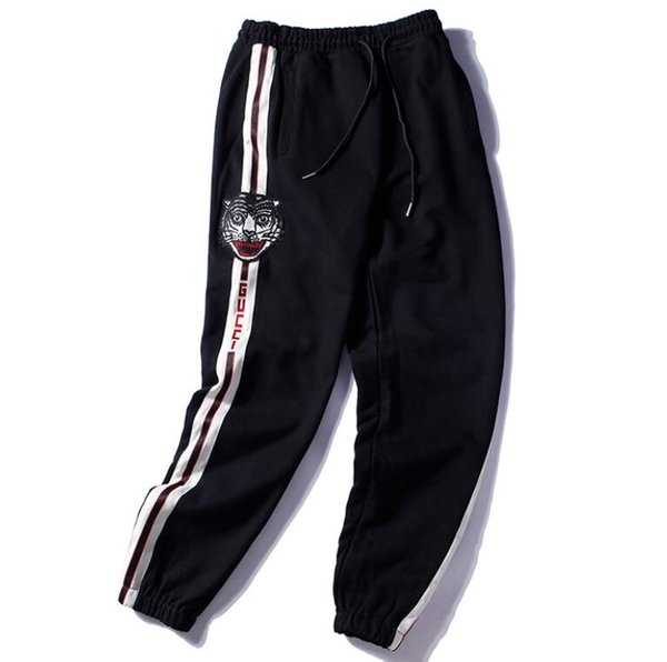 WW-2 tuta mimetica per uomo pantaloni da jogging hip hop justin bieber Pantaloni viola moda rosa S-XXL
