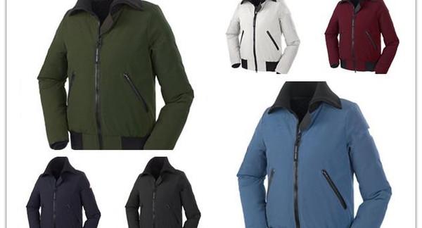 2019 Canada marque des femmes vers le bas Parkas nouveau chaud épais et imperméable coupe-vent longue section mince oie couleur unie veste en duvet hiver femme