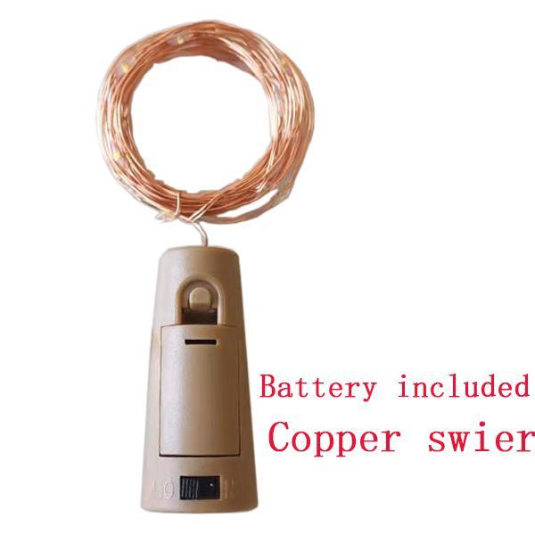 Copper swire / 2M 20LED