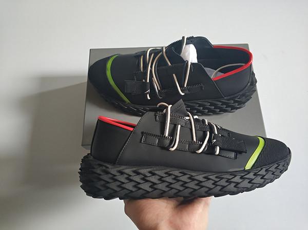 scarpe firmate da uomo New Season Urchin Rocks Sneakers marca scarpe Fashion Low Top Scarpe casual Frankie Kriss r Pyton Sneakers