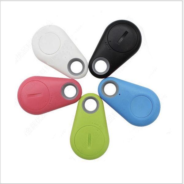 Mini-Mobiltelefon Bluetooth 4.0 Kein GPS-Haustier-Verfolger-Alarm iTag Key Finder Sprachaufzeichnung Anti-verlorene Selfie-Shutter-Fernbedienung für Smartphone