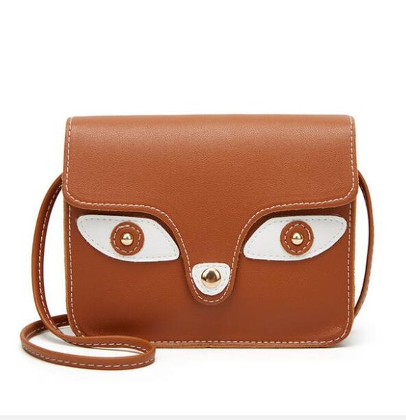 Practical Lady Mobile Phone Bag Mini Crossbody Small Square Bag 2019 Korean Fashion New Shoulder Bag