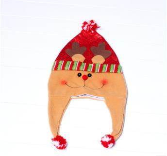 Hot Sale and Brand New Fashion Children's Deer Antler Christmas Party Hair Hoop Baby Cute Photo Accessories