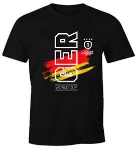 World Cup Football Fan Mens T-Shirt Germany World Cup 2018 World Cup Ger