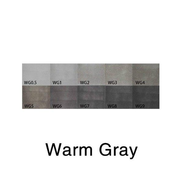 теплый серый