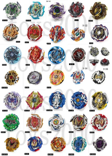 best selling All Models (74 designs) Toupie Beyblade Burst Toys Arena Bayblade Metal Fusion God Fafnir Spinning Top Bey Blade Blades Toy Without Launcher