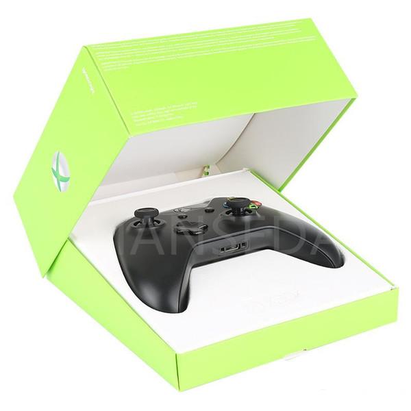 Jogo controlador sem fio para Xbox ONE / S / X / 360 Gamepad joystick Bluetooth Computador PC Joypad Para Xbox console magro Com pacote de varejo