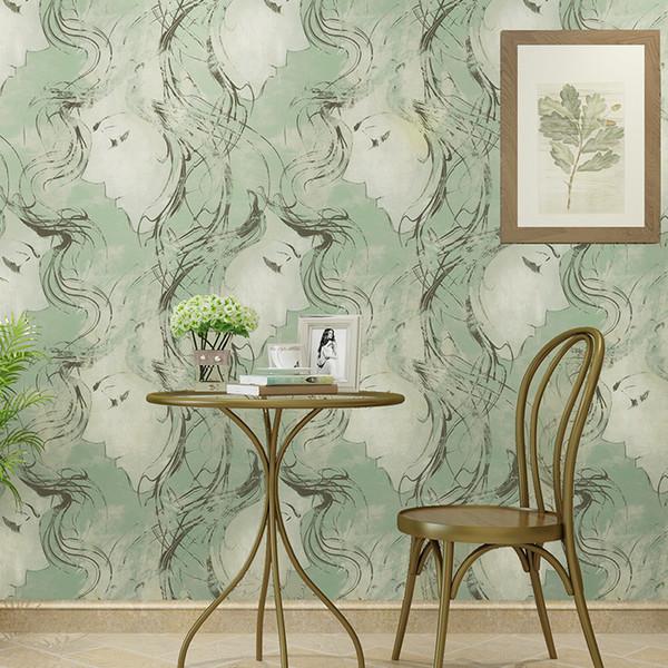 Hudas Moderne Beauté Sketch Papiers Peints Décor À La Maison Salon Chambre Pvc Papier Peint Rouleau Pour Thème Salle Murs Papel Mural Vinilo Pared