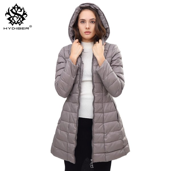 Produkt Neues Warme Frauen Mantel Mit Winter Kapuze mode E2WD9HI