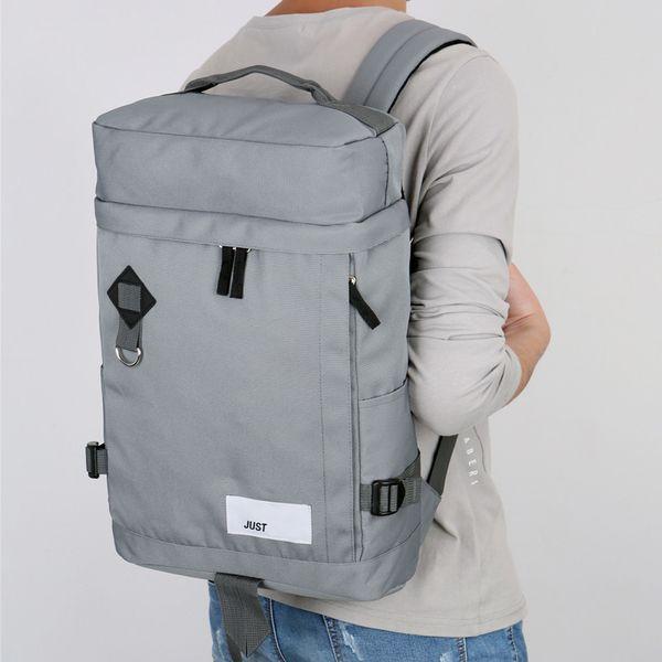 Free Shipping 2018 Hot Sale High Quality Backpack for Men Women Fashion School Bag Famous Brand Zipper Backpacks