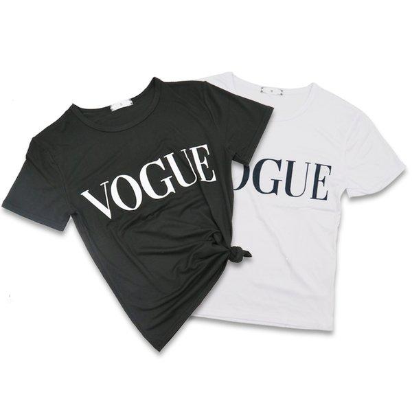 Beiläufige weibliche T-Shirts plus Größe S-L Harajuku Sommer-T-Shirt Frauen arbeiten Mode-Druckt-shirt Frauen-T-Stück Oberseiten-Kleidung um