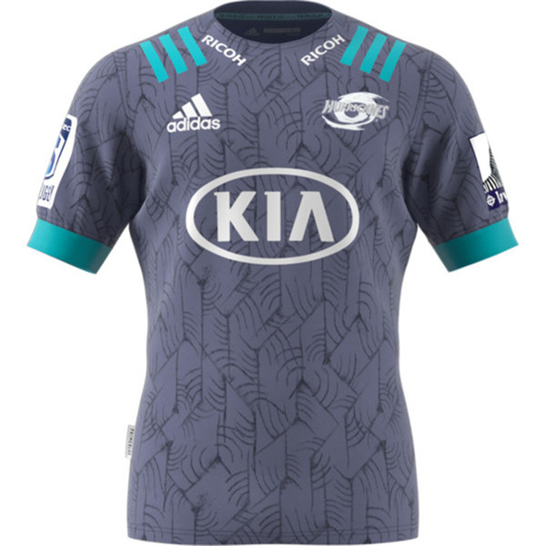 best selling 2020 New Zealand Super Rugby Jerseys Highlanders home jersey League shirt HURRICANES PRIMEBLUE SUPER RUGBY AWAY JERSEY rugby Jersey