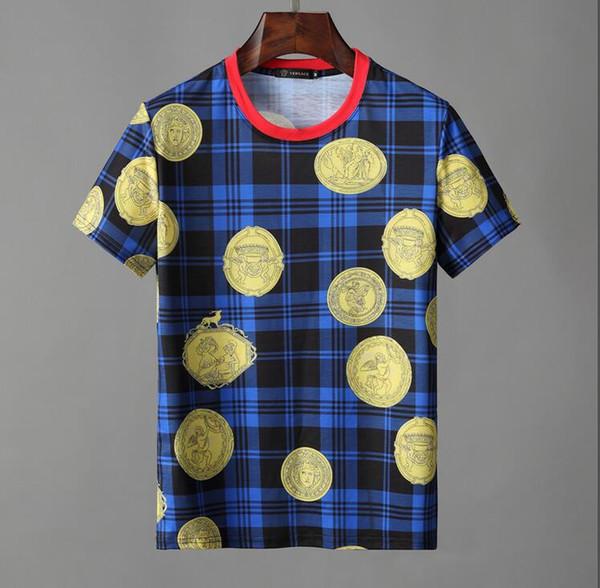 19ss style d'été mens Designe T-shirt femme hip hop t-shirt col rond Planche À Roulettes Lettre Imprimer T-shirt Coton T-shirt