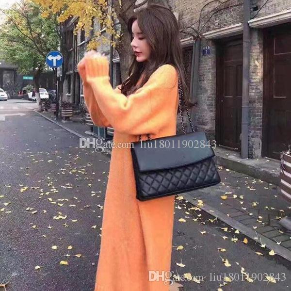 2019 Mode-Einkaufstasche, 32 cm große Einzelschultertasche, Handtasche aus 100% Leder, berühmte Designer-Umhängetasche, Wildledertasche