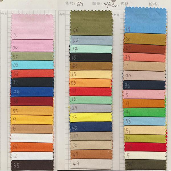 escolher cartela de cores