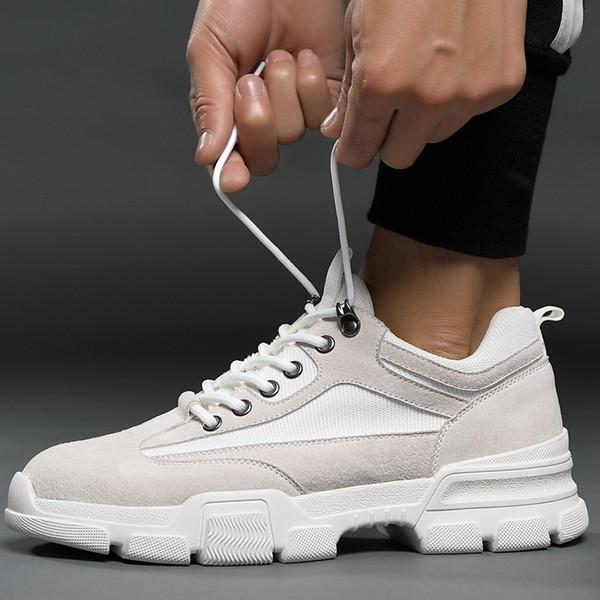 2019 verão novo couro oco versátil plana casual tênis com cor sólida sapatos de estudante respirável 6754