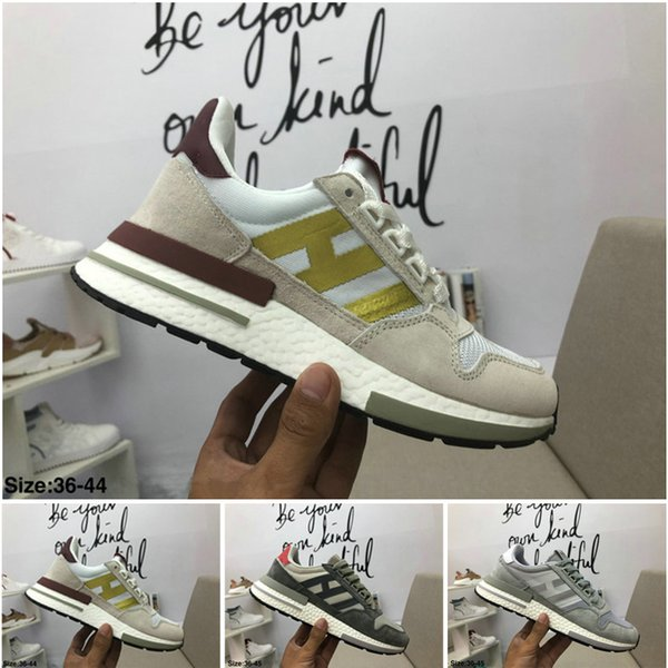 2019 2018 Designers Dragon Ball ZX 500 RM Goku Shoe Classic Limited Edition Super Light Men Women Running Shoes ZX500 Designer Luxury Sneaker From