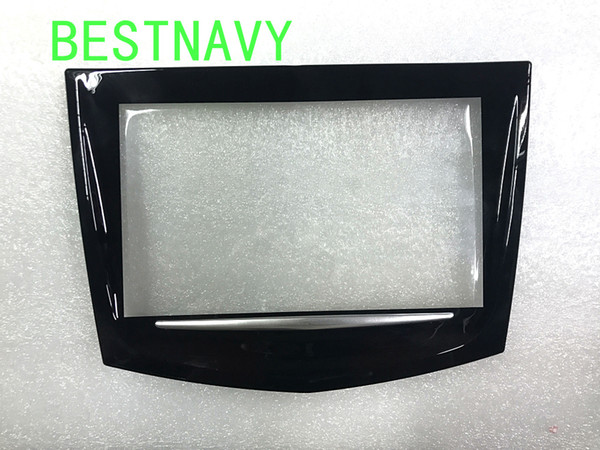top popular Free Express 100%Original new OEM Factory touch screen use for Cadillac car DVD GPS navigation LCD panel Cadillac touch display digitizer 2021