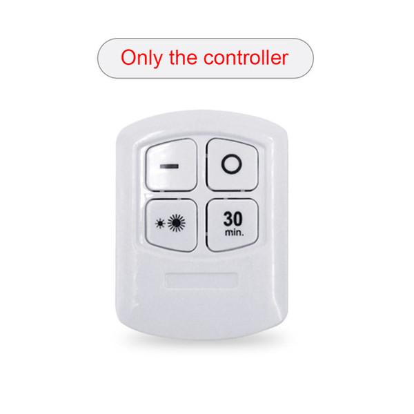 Seul le contrôleur