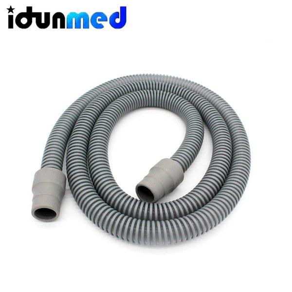 Cpap Tubing 1.8m Restringimento Ventilazione Flessibile Tubo Cpap Tubo flessibile Collegare con Cpap e Maschera respirazione per apnea notturna T190816