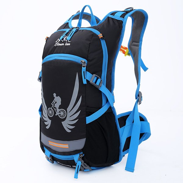 Multi functional Bicycle Bag Shoulder Backpack Ultralight Sport Riding MTB Hydration bag 15L Bike Bicycle Cycling Backpack