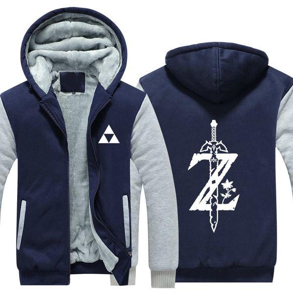 Navy Grey Z