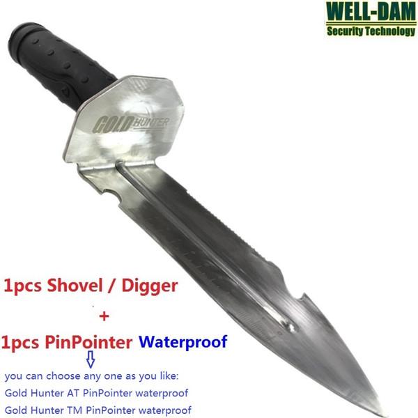 Bıçak + Su Geçirmez PinPointer