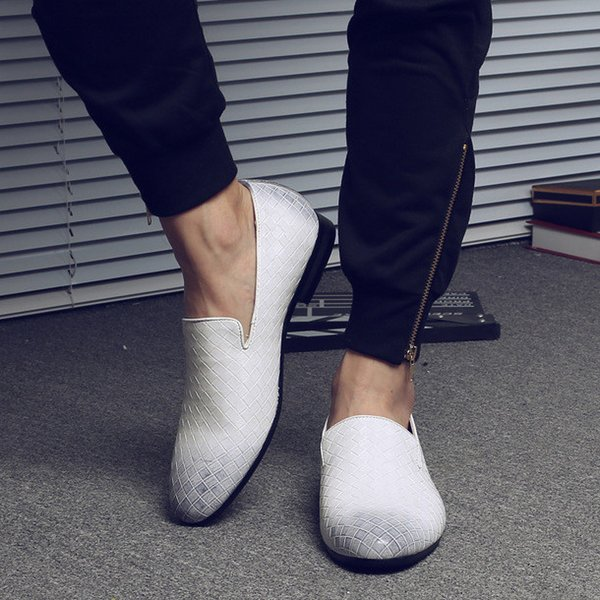 222AS PIC_WHITE Leder Loafer_12